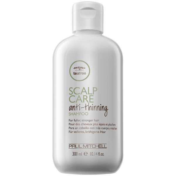 Paul Mitchell Tea Tree Scalp Care Anti-Thinning Shampoo 300ml