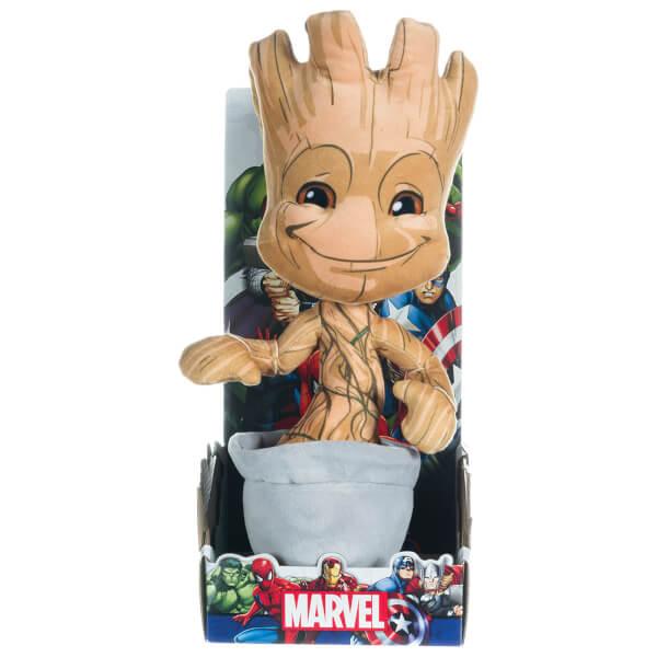 Peluche Bébé Groot Les Avengers Marvel 25 cm
