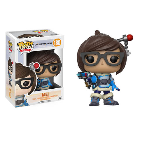 Overwatch Mei Pop! Vinyl Figure