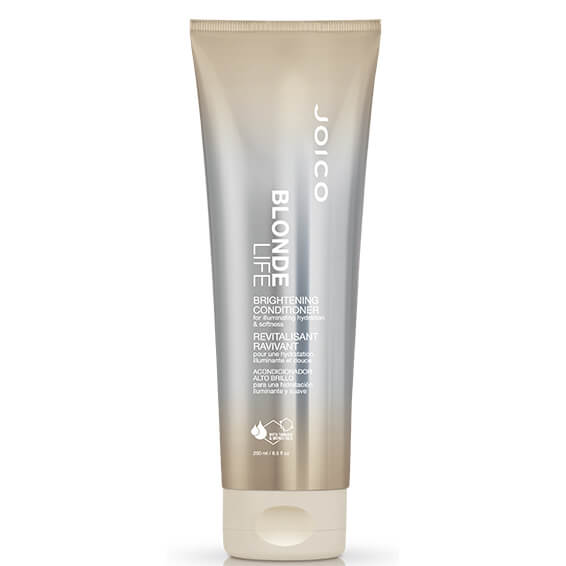 Joico Blonde Life Brightening Conditioner for Illuminating Hydration and Softness 250ml