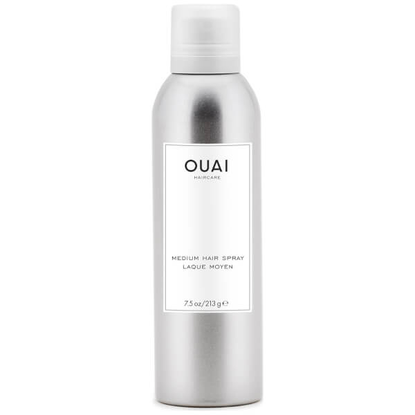 OUAI Medium Hair Spray 204g