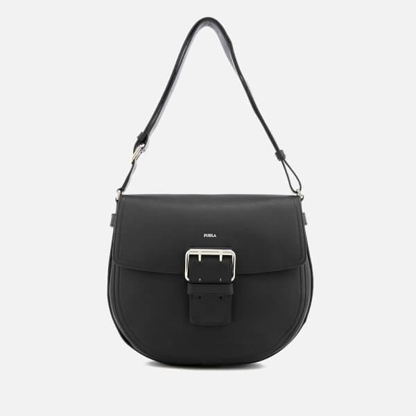 Furla Women's Hashtag Cross Body Bag - Onyx