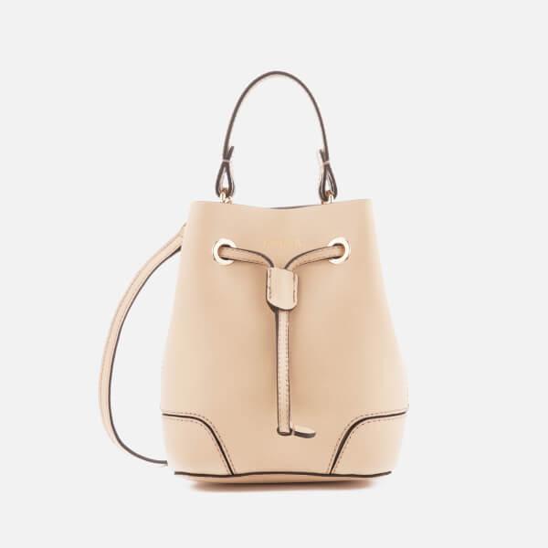 Furla Women's Stacy Mini Drawstring Bag - Cream