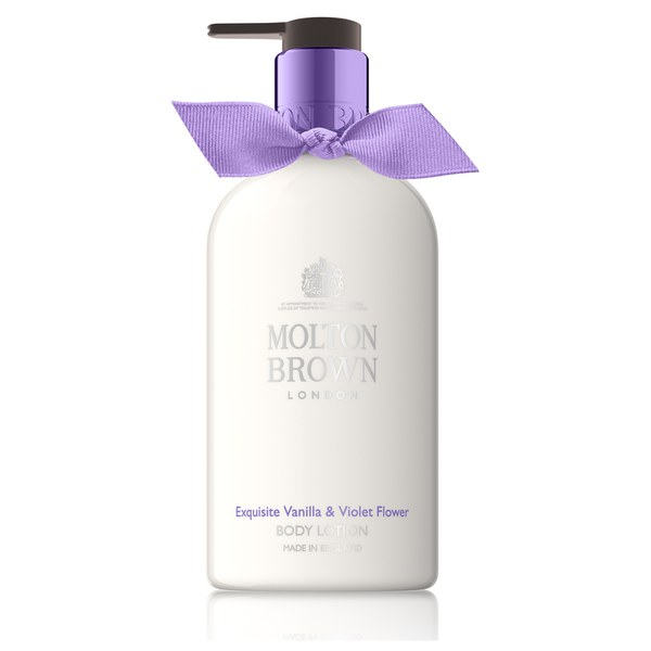 Molton Brown Exquisite Vanilla & Violet Flower Body Lotion