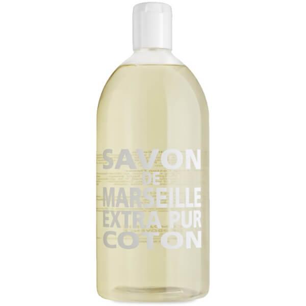 Compagnie de Provence Liquid Marseille Soap 1l Refill - Cotton Flower
