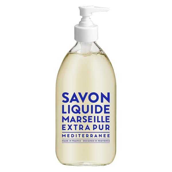 Compagnie de Provence Liquid Marseille Soap 500ml - Mediterranean Sea