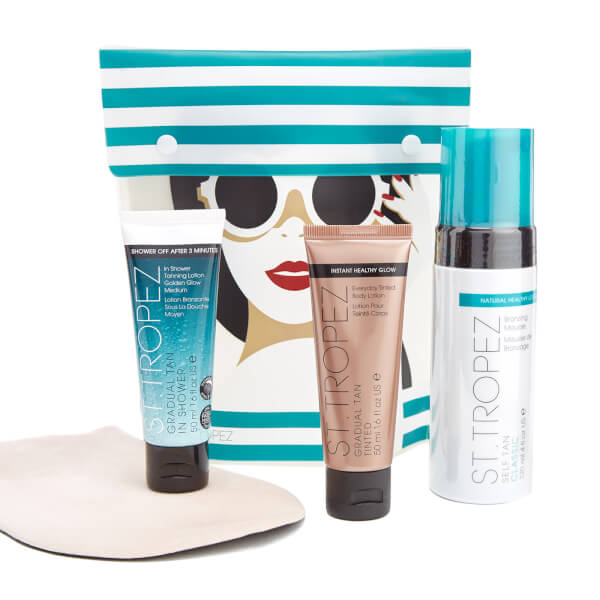 St. Tropez Sunshine Ready Kit