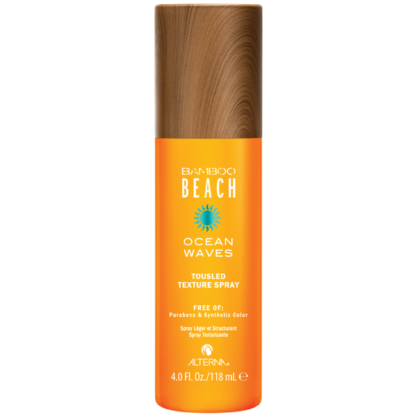 Alterna Bamboo Beach Ocean Waves Tousled Texture Spray