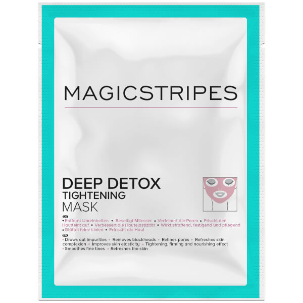 MAGICSTRIPES Deep Detox Tightening Mask (1 Mask)