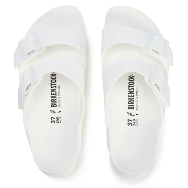 303198a5caa Birkenstock Women s Arizona EVA Double Strap Sandals - White  Image 2