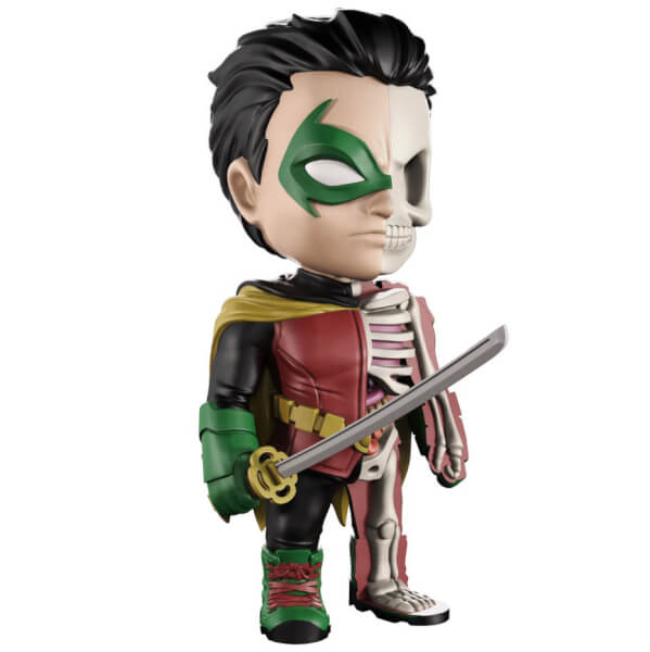 DC Comics XXRAY Figure Wave 7 Robin: Image 11