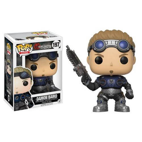 Gears Of War Damon Baird (Armored) Pop! Vinyl Figure