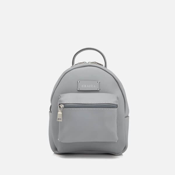 Grafea Zippy Small Backpack - Grey
