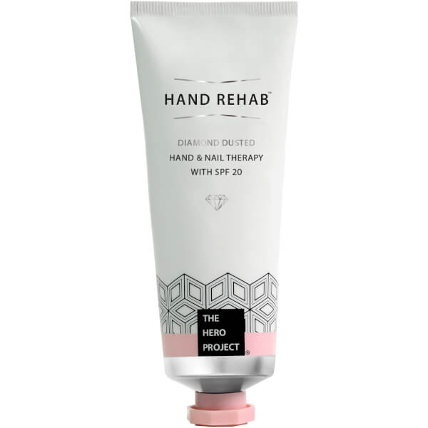 The Hero Project Hand Rehab Diamond Dusted Hand & Nail Therapy with ...