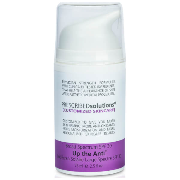 PRESCRIBEDsolutions Up the Anti Broad Spectrum SPF 30