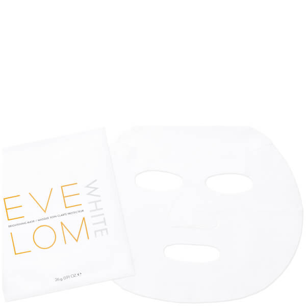 Eve Lom White Brightening Face Mask (4 Pack)