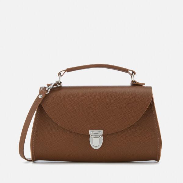 The Cambridge Satchel Company Women's Mini Poppy Bag - Vintage Saffiano