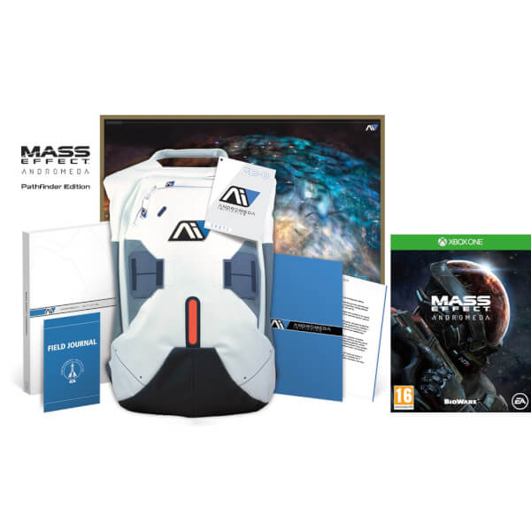Mass Effect Andromeda Pathfinder Édition