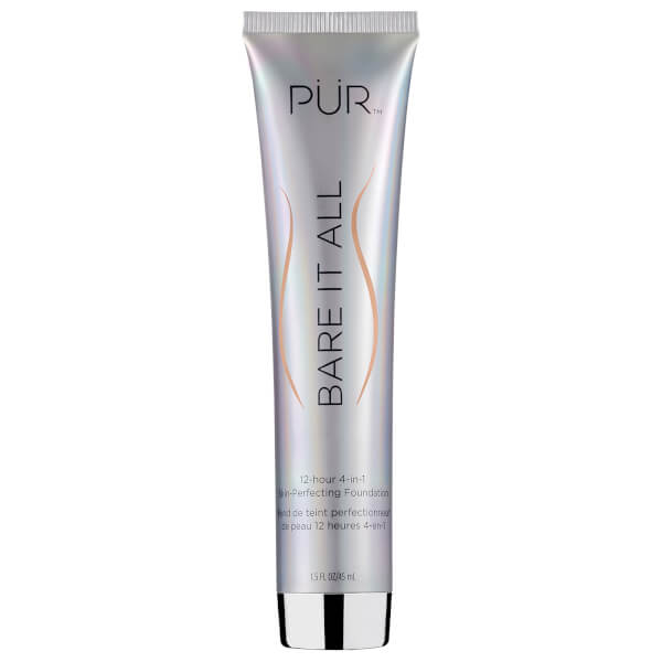 PÜR Bare It All 4-in-1 Skin Perfecting Foundation 45ml (Various Shades)