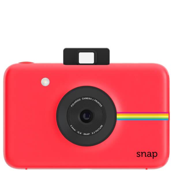 polaroid snap instant digital camera red iwoot. Black Bedroom Furniture Sets. Home Design Ideas