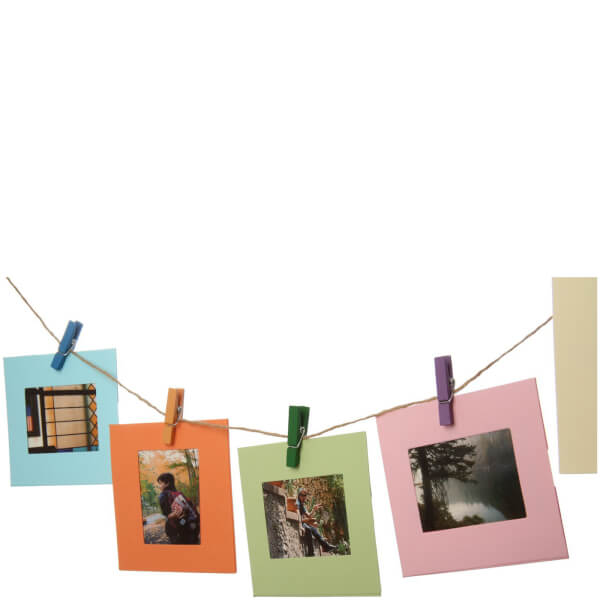 Polaroid Onestep Square Photo Frames For 2x3 Inch Filmpaper