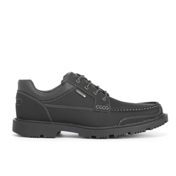 Rockport Men's Redemption Road Moc Toe Oxford Shoes - Black