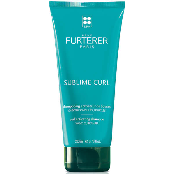 René Furterer Sublime Curl Curl Activating Shampoo 6.7 fl.oz