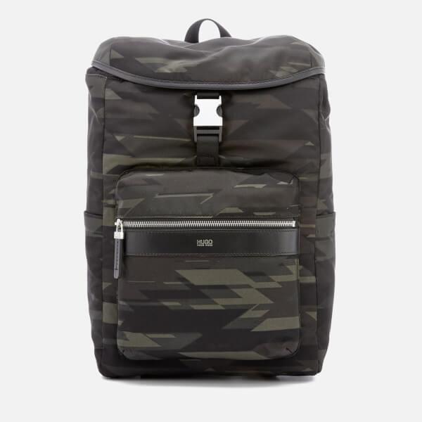 HUGO Men's Digital Light Backpack - Fantasy