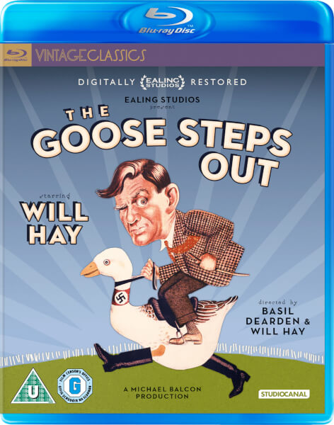 The Goose Steps Out - 75th Anniversary (Digitally Restored)