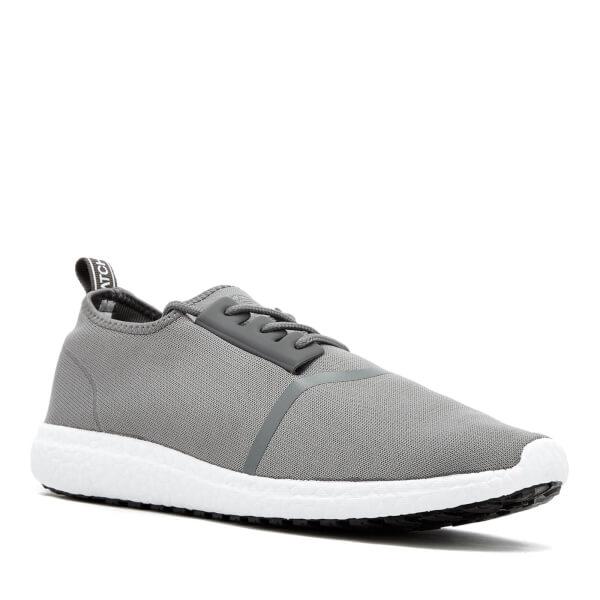CrossHatch - Zapatillas de Material Sintético para hombre, color blanco, talla 46