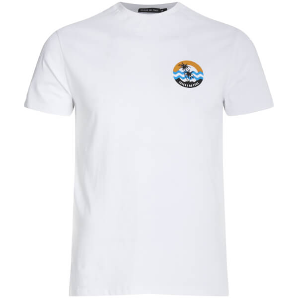 T-Shirt Homme Opal Friend or Faux -Blanc