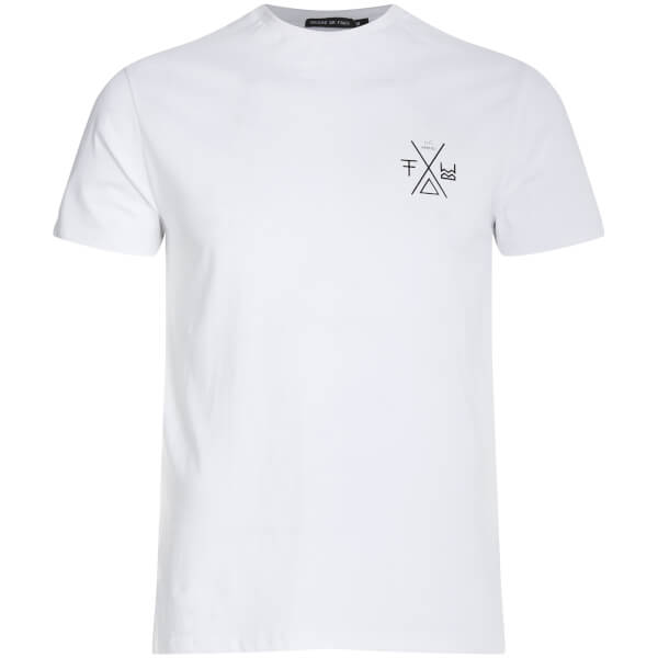 T-Shirt Breakwater Friend or Faux -Blanc