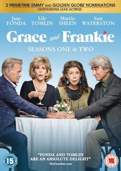 Grace & Frankie - Seasons 1-2