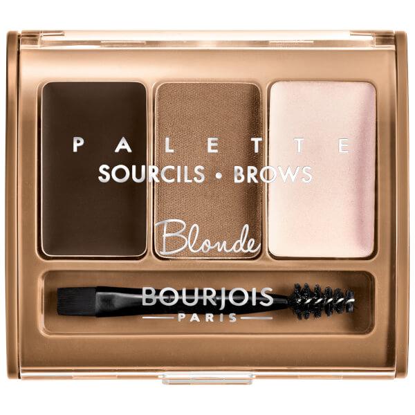 Bourjois Brow Palette - 01 Blonde 3.2g