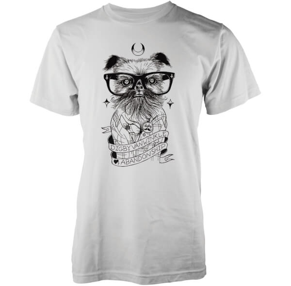 Abandon Ship Men's Digby Van Winkle T-Shirt - White
