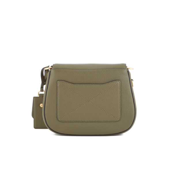 127b84f0d0bbe Marc Jacobs Women s Recruit Small Nomad Saddle Bag - Army Green  Image 4