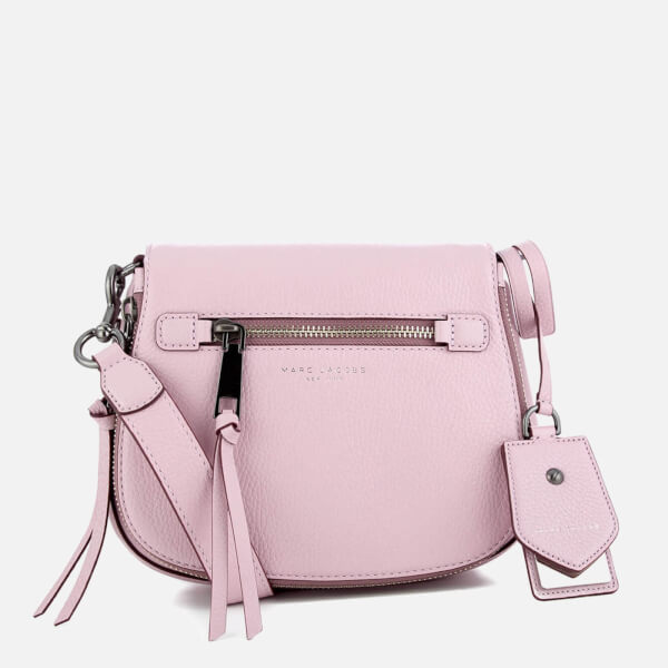 Marc Jacobs Women s Recruit Small Nomad Saddle Bag - Pale Lilac  Image 1 38d0c77da