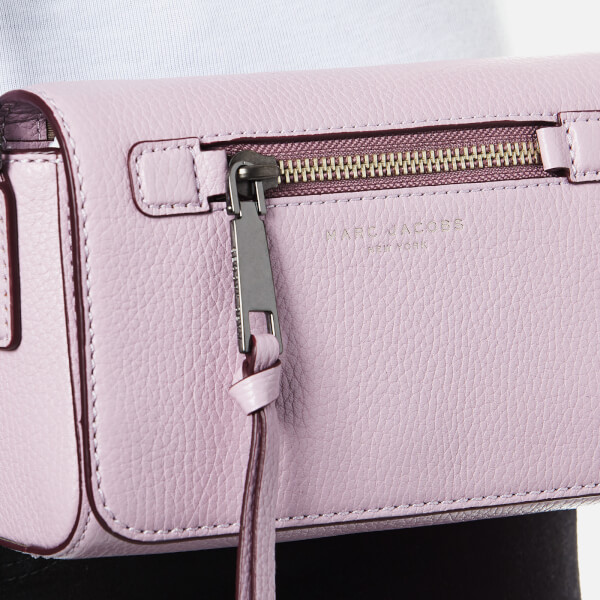 7ef1b6a22409 Marc Jacobs Women s Recruit Cross Body Bag - Pale Lilac  Image 3