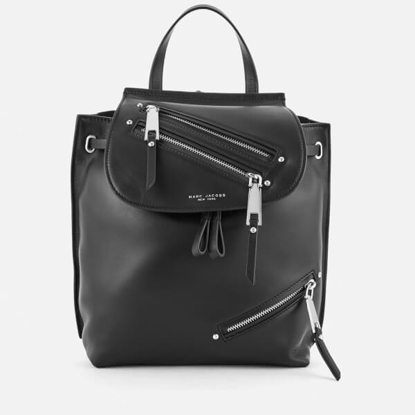 Marc Jacobs Women's Zip Pack Backpack - Black