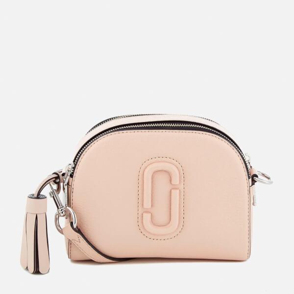 b9ad92052b Marc Jacobs Women's Shutter Cross Body Bag - Pale Pink: Image 1