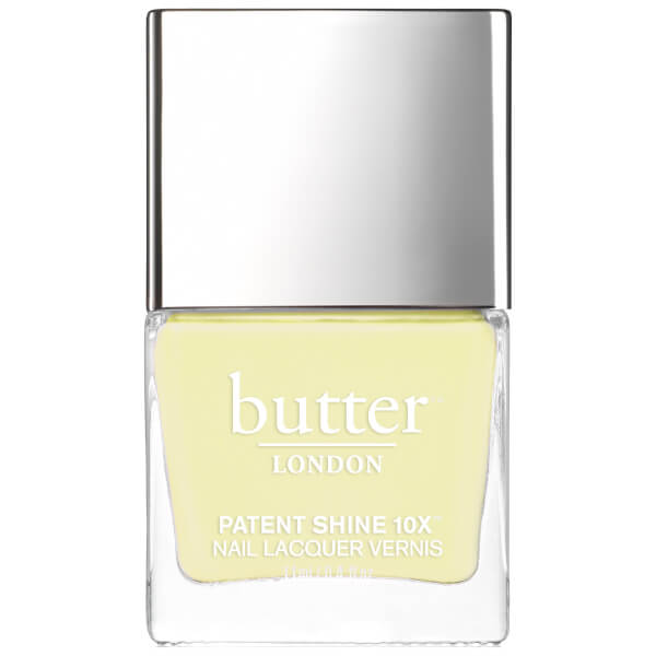 butter LONDON Patent Shine 10X Nail Lacquer Lemon Drop 11ml