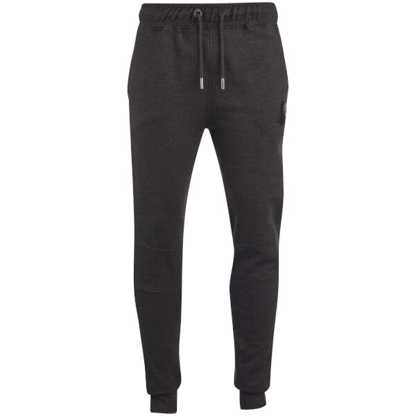 Smith & Jones Men's Cloistez Sweatpants - Black Marl