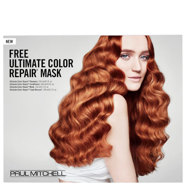 Paul Mitchell Ultimate Colour Repair Mask Collection Kit