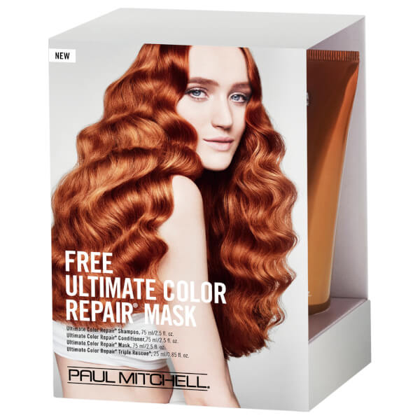 Paul Mitchell Ultimate Color Repair Mask Take Home Kit