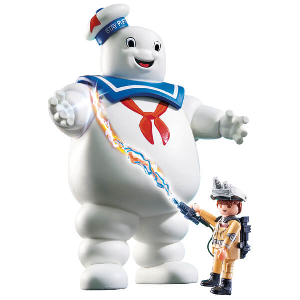 Playmobil Ghostbusters Stay Puft Marsmallow Man 9221