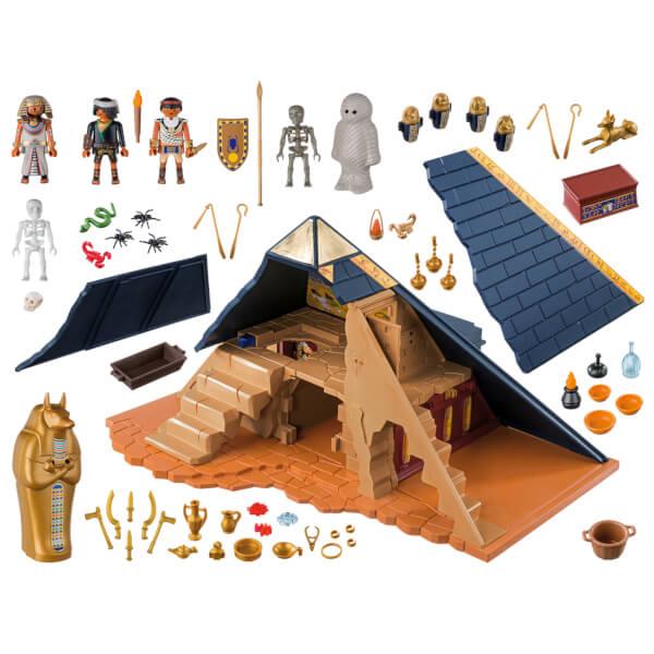 playmobil pyramide des pharao 5386 sowia. Black Bedroom Furniture Sets. Home Design Ideas