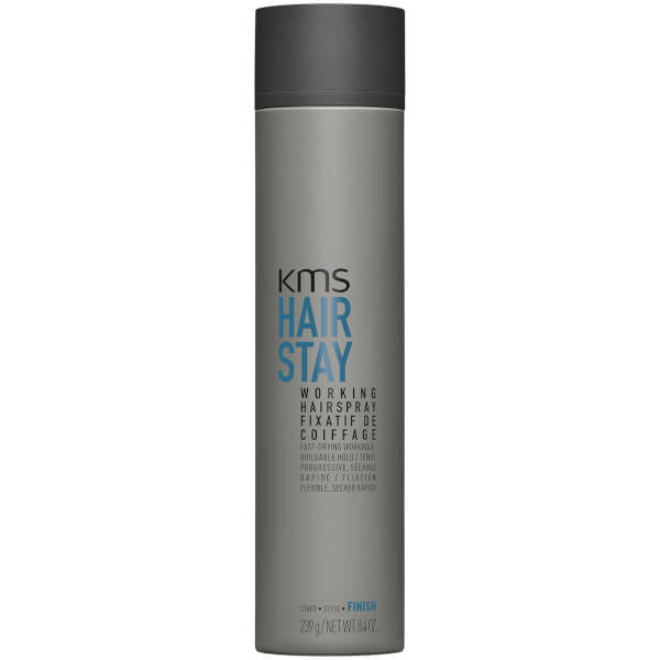 KMS HairStay Working Hairspray 300ml