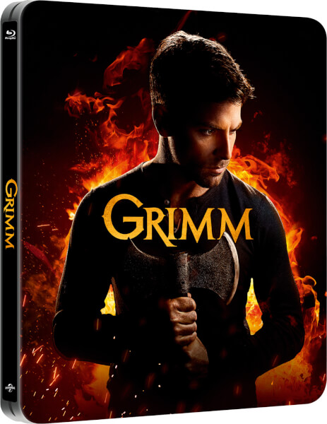 Grimm: Season 5 - Limited Edition Steelbook