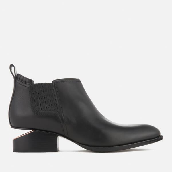 Alexander Wang Women's Kori Leather Chelsea Boots - /Rose Gold - UK 3 6ZFeIDjBj