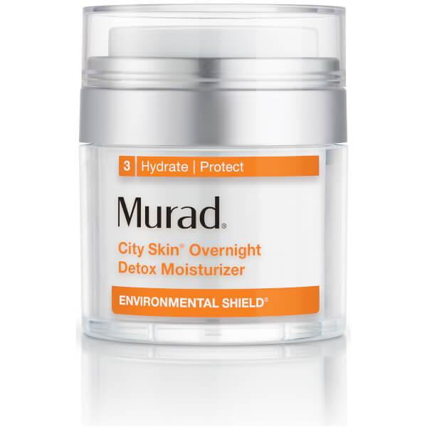 Murad City Skin Overnight Detox Moisturiser